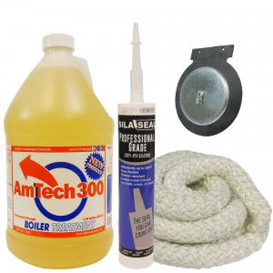 Woodmaster 3300 Maintenance Kit for Outdoor Wood Boiler Treatment