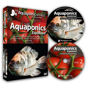 Aquaponics Explained DVD Set - Aquaponics Supplies