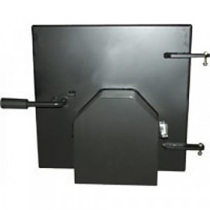"Complete Front Door Assembly - 24""x24"" (AHS)"