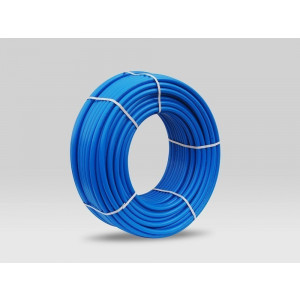 "BLUE 1/2"" x 100' Non-Barrier Pex Waterline - Pex Tubing"