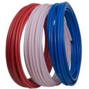 "RED 3/4"" x 100' Non-Barrier Pex Waterline"