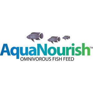 AquaNourish Omnivorous Aquaponic Fish Feed - Stage 1, 5 lbs