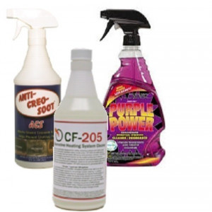 Wood Boiler Cleaning Kit