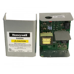 Honeywell RA889A1001, Zone Switching Relay with Internal Transformer