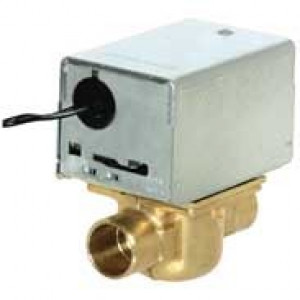 "Honeywell V8043A1029 3/4"" Sw. 2-way Zone Valve"