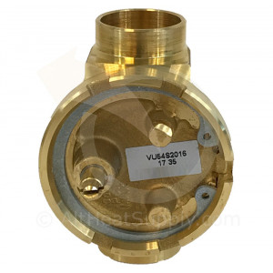 "Three-Way Fan Coil Valve, 1"" inch (Sweat), 7.0 Cv"