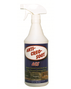 Anti-Creo-Soot Quart Spray Bottle 32oz