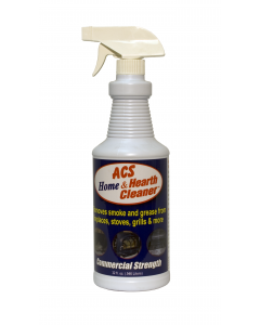 ACS Home and Hearth Cleaner Spray bottle 32oz