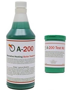 A200 Outdoor Boiler Water Treatment & Test Kit