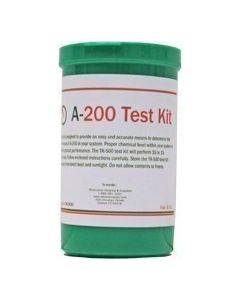 Test Kit For A-200 Wood Boiler Treatment