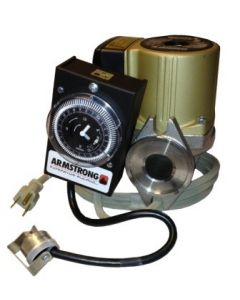Armstrong Astro Hydronic Circulator 230SS-TA, 110223-148, Flanged, Stainless Steel - Aquastats and Controllers