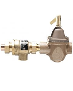 Bronze Combo Fill Valve & Backflow Preventer, Watts B911S-M3