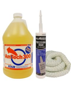 """Yearly Maintenance Kit with 9 feet of 1"""" fire Rope"""