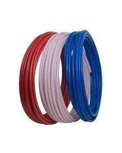 "BLUE 3/4"" x 100' Non-Barrier Pex Waterline, Cash Acme Sharkbite U870B100"