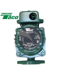 Taco 009 BF5-J Circulating Pump for Outdoor Wood Boilers & More