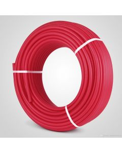 "RED 1/2"" x 100' Non-Barrier Pex Waterline"