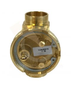 "Honeywell Three-Way Fan Coil Valve, 1"" inch, Zone Valves"