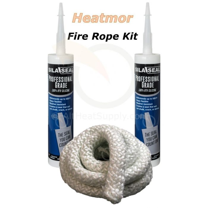 Easy-to-Install Outdoor Seal Kit for Wood Furnace and Door