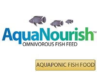 Aquaponics Fish Food