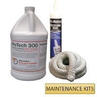 Boiler Water Treatment & Cleaning Kit