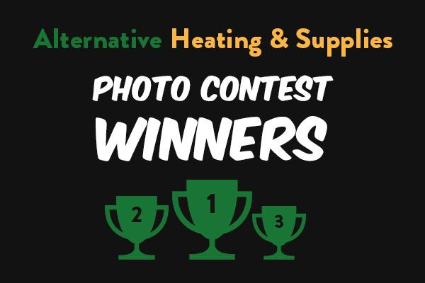 Here are the winners for the AltHeatSupply Photo Contest